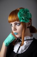 Turquoise by Elisanth