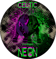 Celtic Neon - cover by kindalkaykay