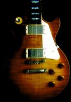 Gibson Les Paul Red II by Vianto