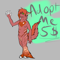 Adoptable 3 by TWDAdoptables