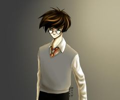 Harry by CattyMary