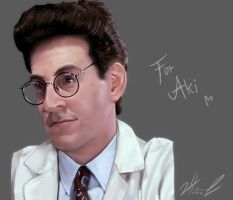 Egon by NessaSan