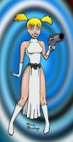 Harley Mystique by rocketdave