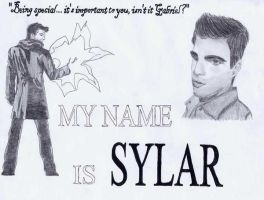 Sylar, from the TV show Heroes by BringTheKaos