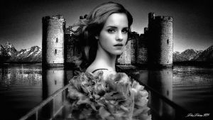 Emma Watson Fairy Tale IV by Dave-Daring