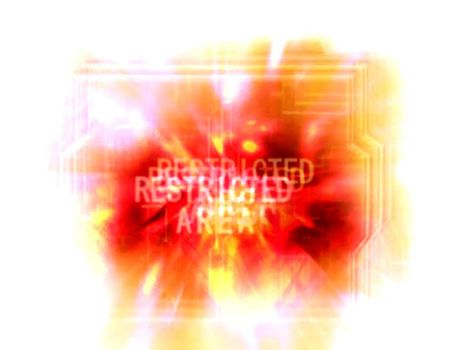 restricted area by winter81