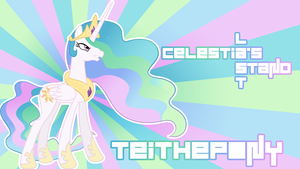 TeiThePony - Celestia's Last Stand (Song cover) by TeiThePony