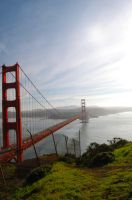 Golden Gate by Just--Joshin