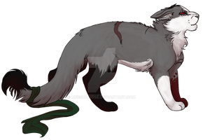 Wolfy TR :D by meeshmoose