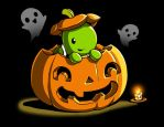 Halloween Turtle by ramy