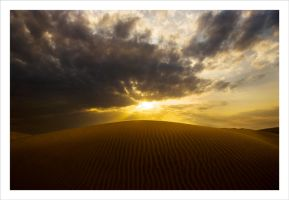 Sunset Great Thar Desert by craig-352