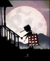 Dalek Kid by AndyFairhurst