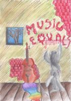 Music Equals by BellaminaVonFabulous