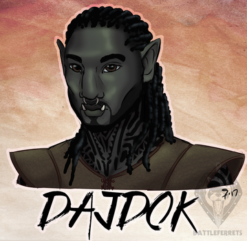 Dajdok Bust by Battleferrets