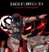 Disturbed: Land of Confusion by Metalbeast114