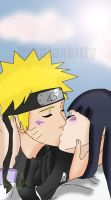Naruhina - Summer Love by Hinataxkitty