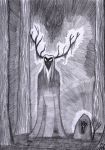 Guardian of the forest by hellduriel