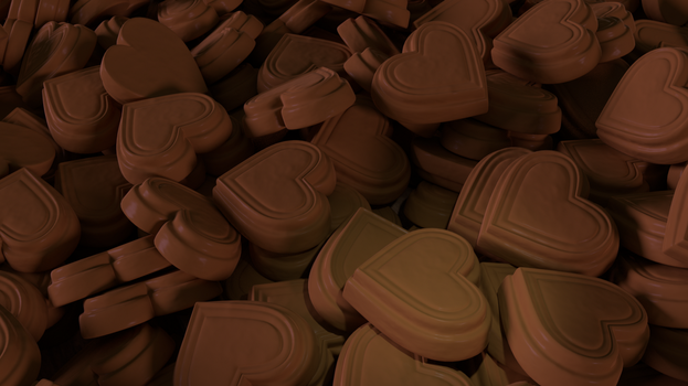 Chocolate for Valentines Day by zaltabar