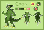 CACTUS ref by red-anteater
