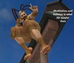 Ibuki - first lesson - Meditation and Balance by Rhykross