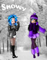 Winter by maahvictal