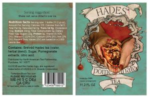 HADES tea labels by Flaming-Scorpion