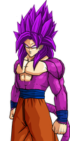 Goku SSJ5 version maxpower1012 by Dairon11