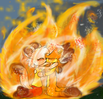 89. Through the Fire by sami86404
