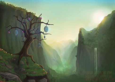 The Magic Tree by Suichah