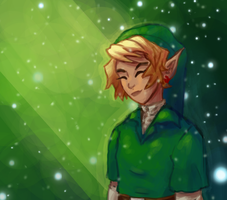Link, my tremendous son by abbic314