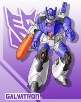 Galvatron by nakoshinobi