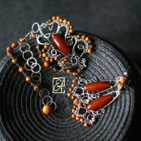 Autumn - Earrings by Pilares