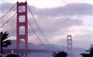 Golden Gate by dimage