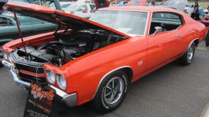 70 Chevy Chevelle SS 396 by zypherion