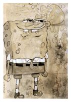 Spongebob by Bobsmade