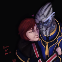 N7 Day by Lycisca
