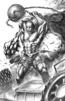 Absorbing Man by dfbovey