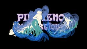 Mermaid Logo by Nippy13