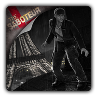 The Saboteur icon by Themx141