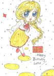 aph: Happy Birthday Lotta!! by LoveEmerald