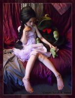 Living Doll by MisticUnicorn