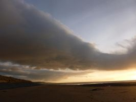 Ynyslas Beach by purplepineapple77