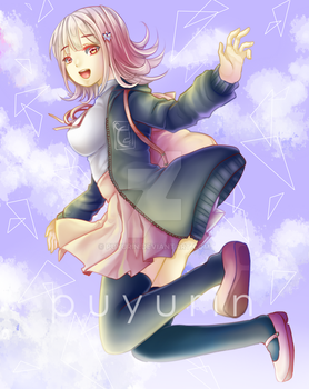 Up High by Puyurin