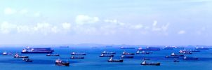 Singapore Shipping by tugalot