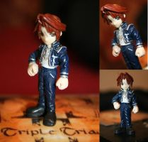 Squall Cadet Figure by score6