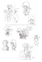 MHOC- Sum Pranky Sketches FTW by Hasana-chan