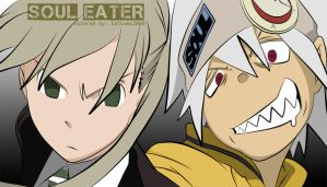 Soul Eater: Soul and Maka by kimikissu07