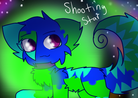 Shooting Star by Featherpool101