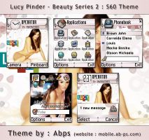 Lucy Pinder - s60 Theme by abps
