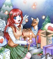 Merry Christmas '10 by leinef